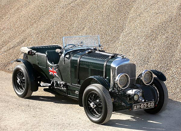 Bentley 4 1 2 Litre Vanden Plas Open Tourer '1929–30