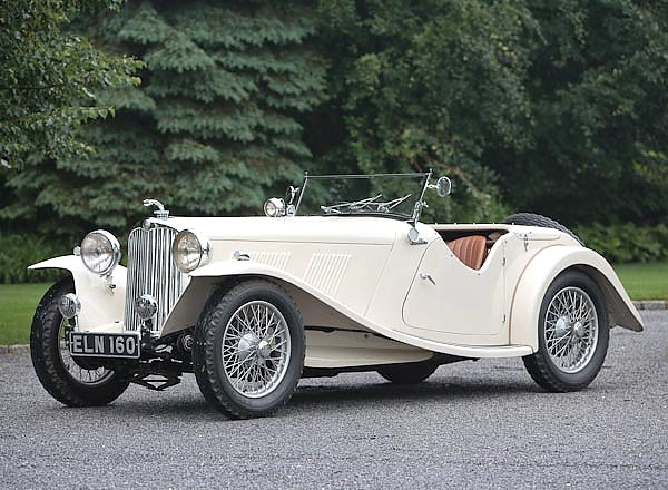 AC Six 16 80 Competition '1937
