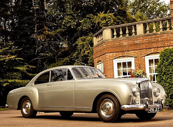 Bentley S1 Continental Sports Saloon by Mulliner '1956