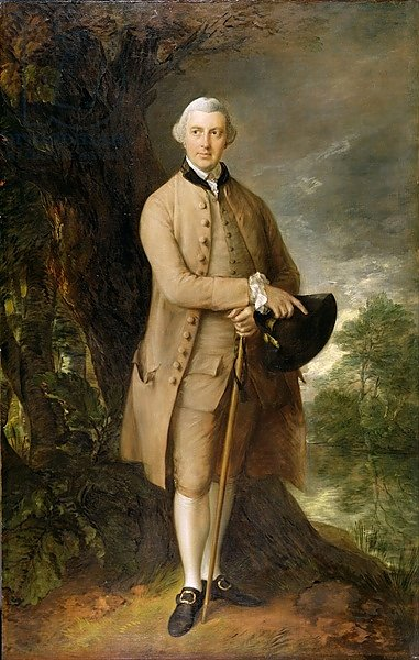 William Johnstone-Pulteney, Later 5th Baronet, c.1772