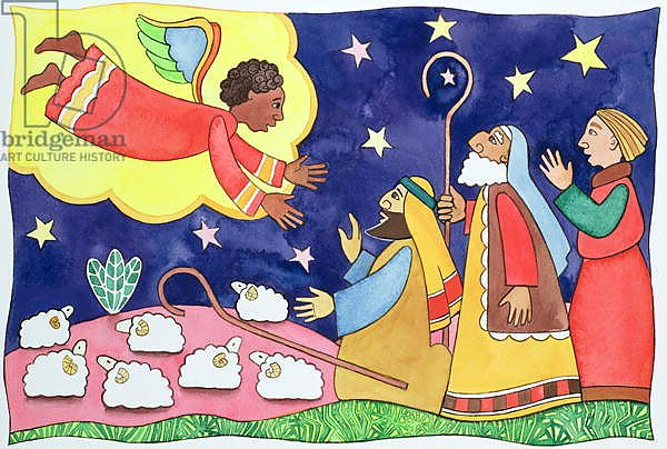 Annunciation to the Shepherds 2