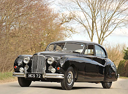 Постер Jaguar Mark VII Sedan '1951–56