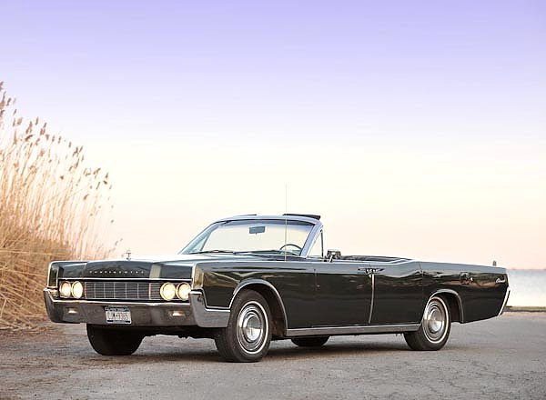 Lincoln Continental Convertible '1967