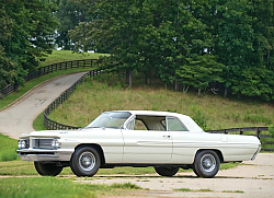 Постер Pontiac Catalina 421 Super Duty '1962