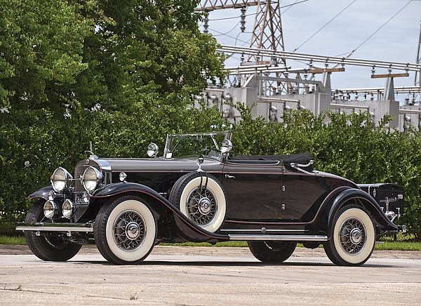 Cadillac V12 370-A Convertible Coupe '1931