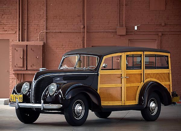 Ford Deluxe Station Wagon '1938