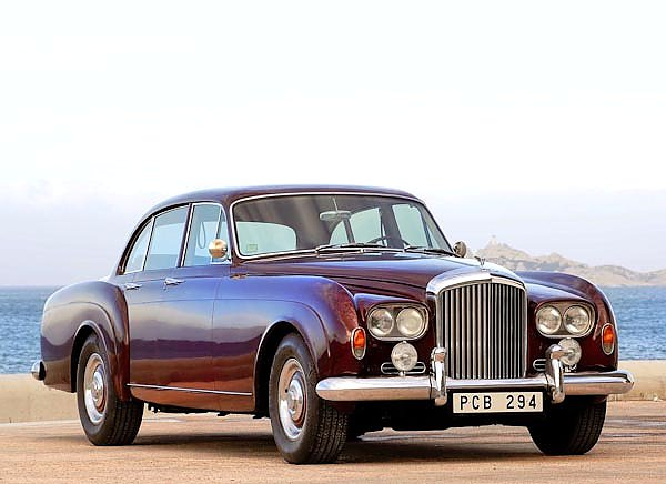 Bentley S3 Continental Flying Spur Saloon by Mulliner '1963
