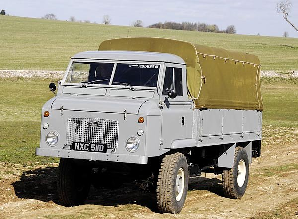 Land Rover Series II Forward Control '1962–74
