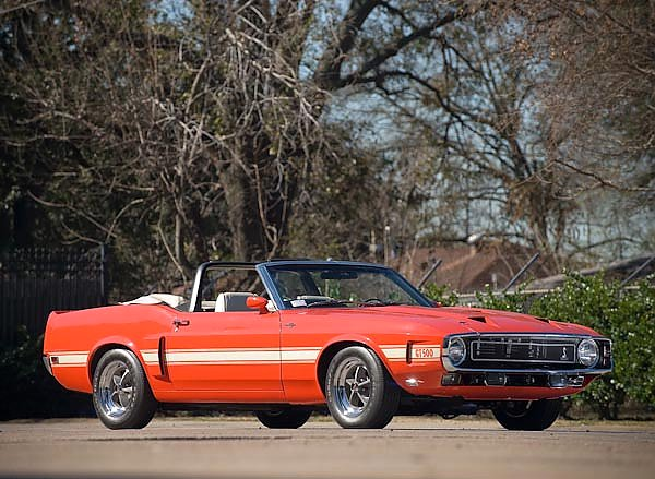 Shelby GT500 Convertible '1969