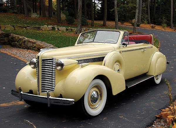 Buick Special Convertible '1938