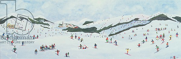 On the Slopes, 1995