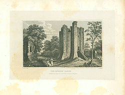 Постер Conisbrough Castle