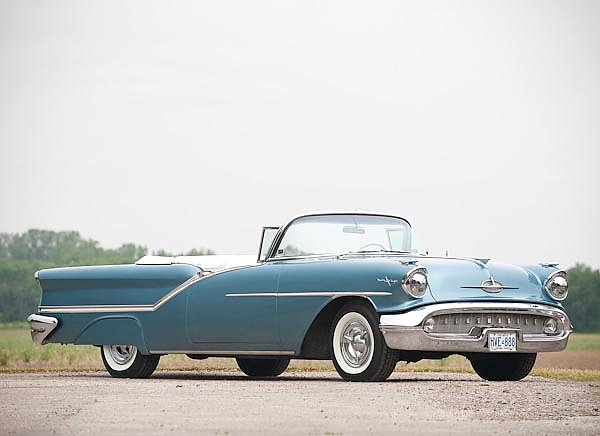 Oldsmobile 98 Convertible '1957