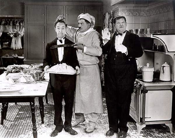 Laurel & Hardy (From Soup To Nuts)