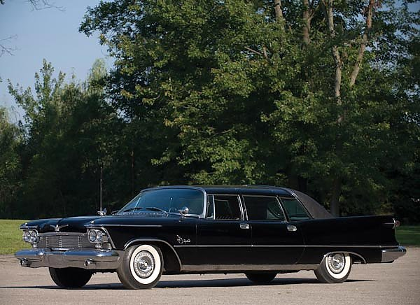Chrysler Imperial Crown Limousine '1958