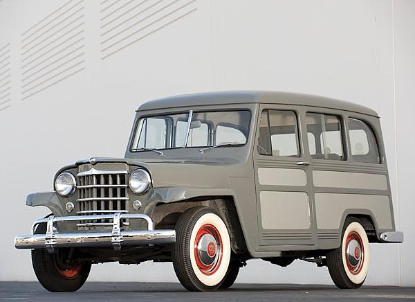 Willys Jeep Wagon '1946–65