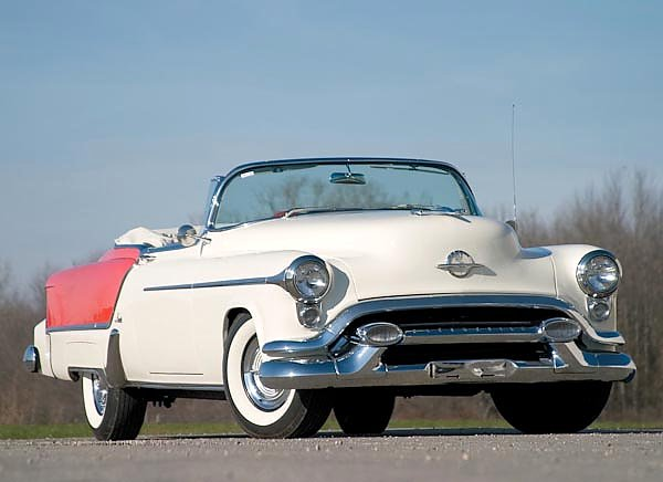 Oldsmobile 98 Fiesta Convertible '1953