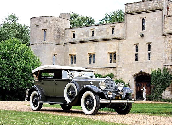 Packard Deluxe Eight Phaeton (745) '1930