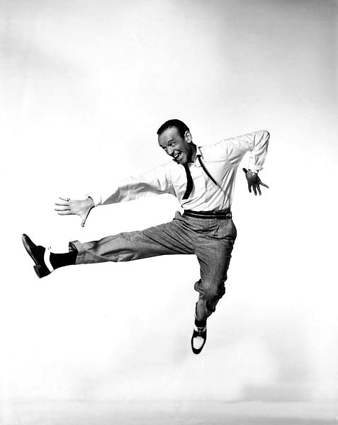 Astaire, Fred 8