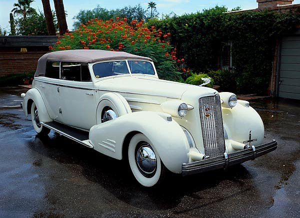 Cadillac V16 Series 90 Town Cabriolet '1936