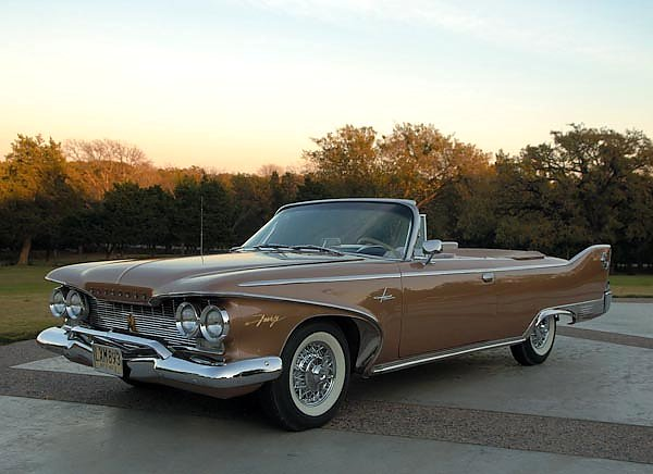 Plymouth Fury Convertible '1960