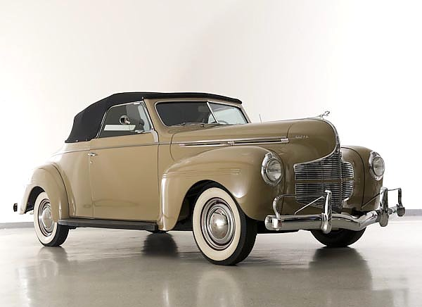 Dodge D-14 Convertible Coupe '1940
