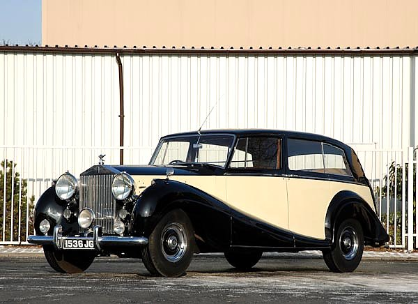 Rolls-Royce Silver Wraith Touring Limousine '1946–59