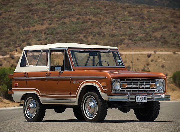 Ford Bronco '1966–77